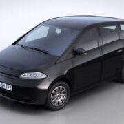 Sion: auto elettrica solare