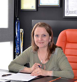 Angela Alfieri - Chief Executive Officer
